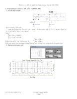 Tài liệu Phân tích và thiết kế mạch dao động sử dụng chương trình EWB docx