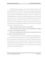 039 kế TOÁN tập hợp CHI PHÍ sản XUẤT và TÍNH GIÁ THÀNH sản PHẨM tại CÔNG TY cổ PHẦN tập đoàn HOÀNG GIA