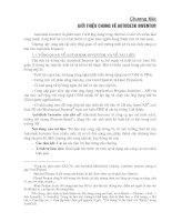 Tài liệu Thiết kế cơ khí theo tham số và hướng đối tượng .chương 1 doc