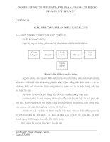 NGHIÊN cứu một số PHƯƠNG PHÁP mã HOÁ và GIẢI mã tín HIỆU số