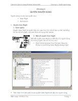 Tài liệu Giáo trình Quản trị mạng Windows Server 2003 - Phần 2 pptx