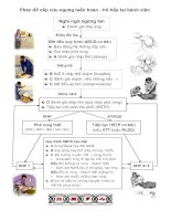 Tài liệu Phác đồ cấp cứu ngưng tuần hoàn - hô hấp tại bệnh viện 2 pdf