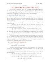 Tài liệu Chương 6 Gia công bề mặt chi tiết máy pptx