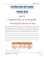 Tài liệu Hướng dẫn sử dụng word 2010 part 13 pdf