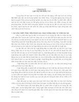 Tài liệu Giáo trình Kinh tế đầu tư Chương 3 doc