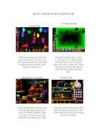 Tài liệu Giới thiệu bộ sưu tập những đồ vật biết nghĩ pdf