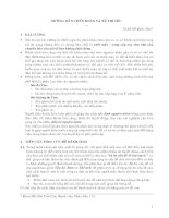 Tài liệu Giáo trình hướng dẫn chẩn đoán và xử trí sốc doc