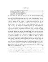 42 luan van bao cao THỰC TRẠNG QUẢN TRỊ  mối QUAN hệ KHÁCH HÀNG tại văn PHÒNG KHU vực MIỀN bắc TỔNG CÔNG TY HÀNG KHÔNG VIỆT NAM