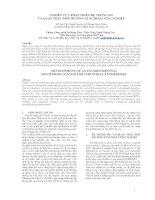 Tài liệu NGHIÊN CỨU PHÁT TRIỂN HỆ THỐNG ĐO VÀ QUAN TRẮC MÔI TRƯỜNG XÍ NGHIỆP CÔNG NGHIỆP pdf