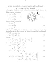 Tài liệu Mô hình hóa máy điện P3 pdf