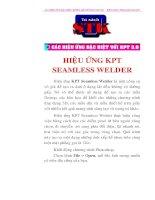 Tài liệu Hiệu ứng KPT Seamless W elder docx