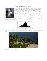 Tài liệu Khai thác ánh sáng với Levels pdf