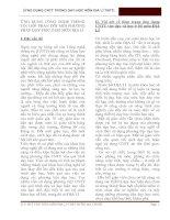 Tài liệu ỨNG DỤNG CÔNG NGHỆ THÔNG TIN GÓP PHẦN ĐỔI MỚI PHƯƠNG PHÁP DẠY-HỌC Ở BỘ MÔN ĐỊA LÍ doc