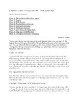 Tài liệu Kiến thức cơ bản về mạng: Phần 10 – Các tên phân biệt pdf