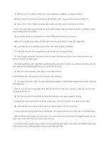 10 câu nói tiếng Anh hay nhất cần đọc