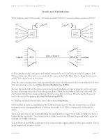 Tài liệu Lecture 28: Trunks and Multiplexing: pptx