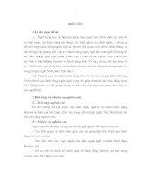 Biểu thức ngữ vi thể hiện hành động khuyên và hứa qua lời thoại nhân vật trong truyện ngắn việt nam hiện đại