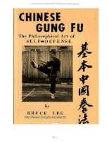 Tài liệu Võ thuật Gung Fu Trung Quốc (Tài liệu tiếng Anh) pdf