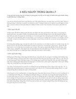 Tài liệu 8 Kiểu người trong quản lý pdf