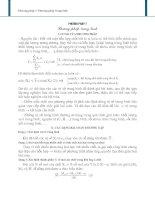 PP 6 phương pháp trung binh ( dấu hiệu nhận biết pp)