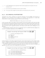 Tài liệu Toefl preparation for the computer and paper test part 23 pdf