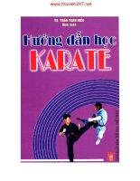 Ebook - Hướng dẫn học karate