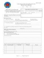 Tài liệu Mẫu số 06 BD: Đơn yêu cầu đăng ký văn bản thông báo về việc xử lý tài sản bảo đảm ppt
