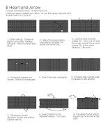 Tài liệu Nghệ thuật xếp hình Nhật Bản:heart and arrow pdf
