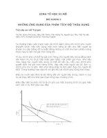 Tài liệu Kinh tế học vi mô bài giảng 5 doc