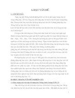 Bài giảng sang kien kinh nghiem Tieng Anh THCS chuan