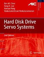 Tài liệu Hard Disk Drive Servo Systems- P1 docx