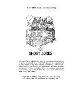 Tài liệu 101 Ghost Jokes doc