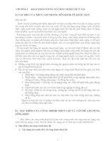 Giáo trình thủy công 1- Đại học bách khoa Đà Nẵng