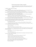 Tài liệu KỸ NĂNG SOẠN THẢO VĂN BẢN CỦA ĐOÀN pptx