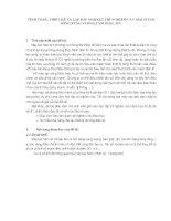 Tài liệu Tính toán, thiết kế và lắp ráp thí nghiệm các mạch tạo sóng xung vuông, tam giác, sin pdf