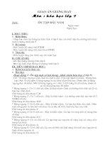 Tài liệu Giao an hoa hoc lop 9