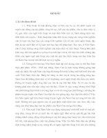 Đặc điểm ngôn ngữ trần thuật trong truyện ngắn nam cao trước cách mạng