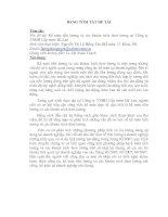 Tài liệu Các nguyên tắc kế toán cơ bản trong chuẩn mực kế toán pdf