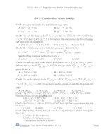 Tài liệu Bài 5 : Pin điện hóa - ăn mòn hóa học pptx