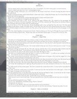 Tài liệu Truyện ngắn tiếng Anh: Jaws pdf