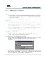 Tài liệu Lab 1.1.6 PC Network TCP/IP Configuration pdf