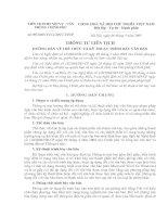 Gián án Quy định về trình bày văn bản pháp quy (Chuẩn)