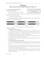 Tài liệu Giáo trình Kinh tế đầu tư Chương 1 doc
