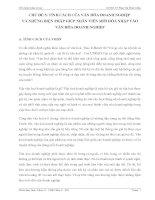 TÍNH CÁCH của văn hóa DOANH NGHIỆP và NHỮNG BIỆN PHÁP GIÚP NHÂN VIÊN mới hòa NHẬP vào văn hóa DOANH NGHIỆP
