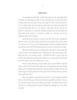 Phương pháp luật kết hợp và ứng dụng luận văn thạc sĩ