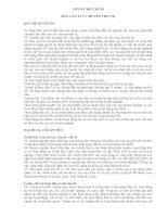 Tài liệu HỆ THỐNG CHUẨN MỰC KẾ TOÁN- CHUẨN MỰC SỐ 24- BÁO CÁO LƯU CHUYỂN TIỀN TỆ docx