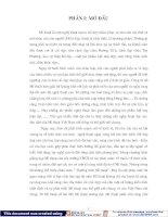 Tài liệu Đổi mới phương pháp giảng dạy môn Mỹ thuật pdf