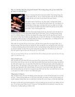 Tài liệu 5 bước để có bản đề án kinh doanh doc