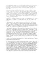 Tài liệu Chuyên san về Thụ tinh trong ống nghiệm docx