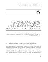 Tài liệu Kalman Filtering and Neural Networks P6 pdf